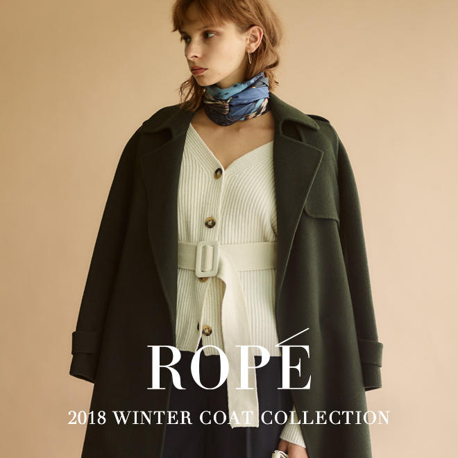 ROPÉ 2018 WINTER COAT COLLECTION