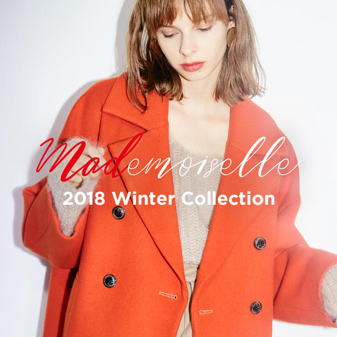 ROPÉ mademoiselle 2018 WINTER COLLECTION