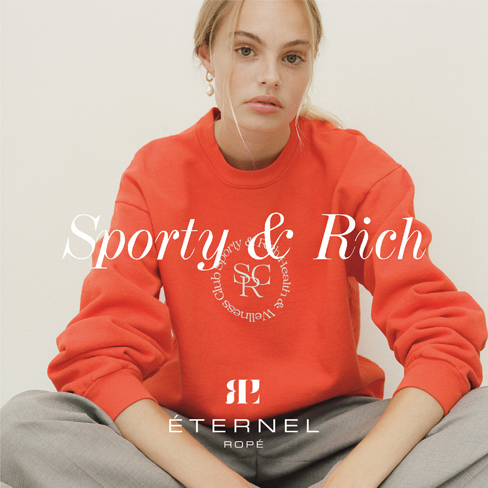 NEW ARRIVALS ー Sporty&Rich