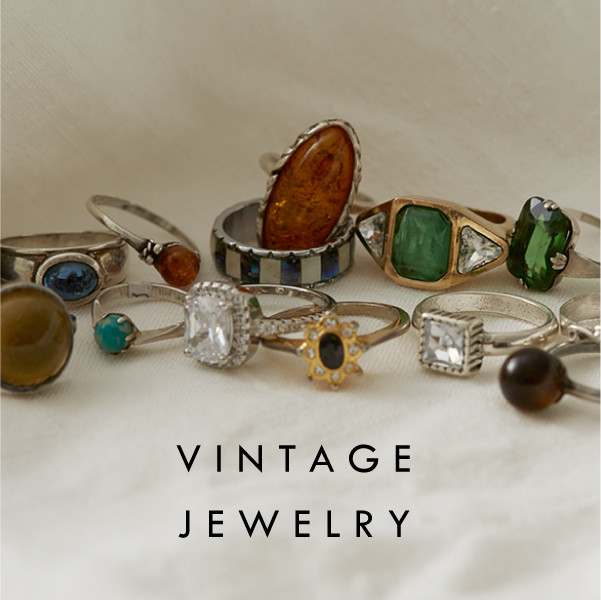 VINTAGE JEWELRY&HAIR ACCESSORY