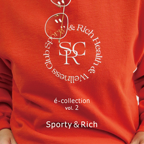 é-collection vol.2 Sporty&Rich