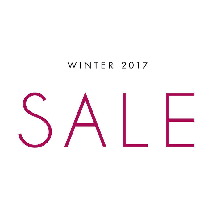 WINTER SALE 開催