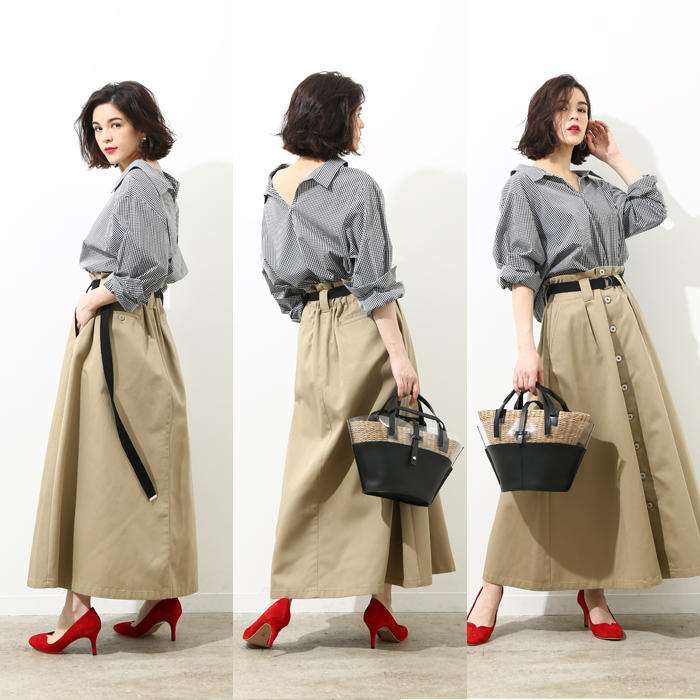 Dickies×ROPÉ mademoiselle コラボレーションアイテム発売